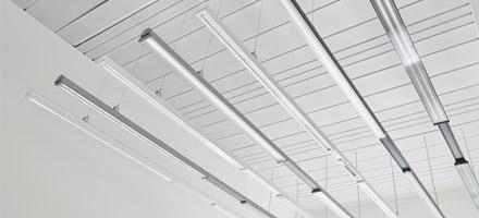 Linia i skinne system alle varianter - Luminex