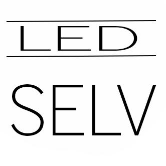 LED Safety Extra Low Voltage mindre 60 V (SELV)