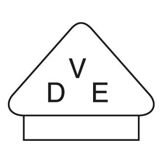 VDE-mærket repræsenterer produkter af højeste kvalitet og pålidelighed på markedet