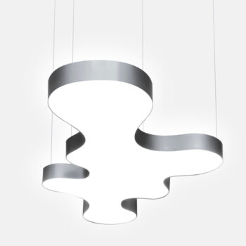 Amorphicon Suspended G1-P1 lampe - Luminex