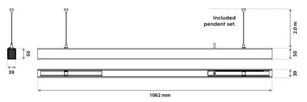 Aviora line P-D MÅL - Luminex