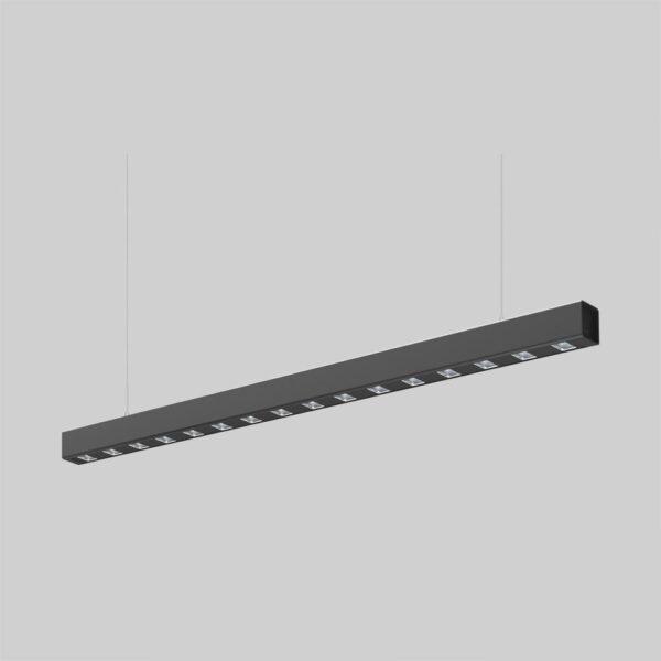 Aviora line P-D black pendel lampe - Luminex