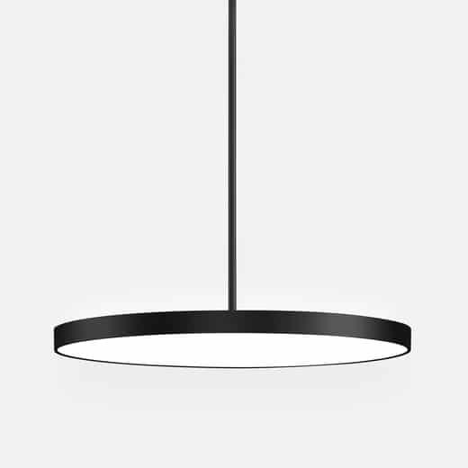 Basic Neo Suspended G5 P5 Rør lampe - Luminex