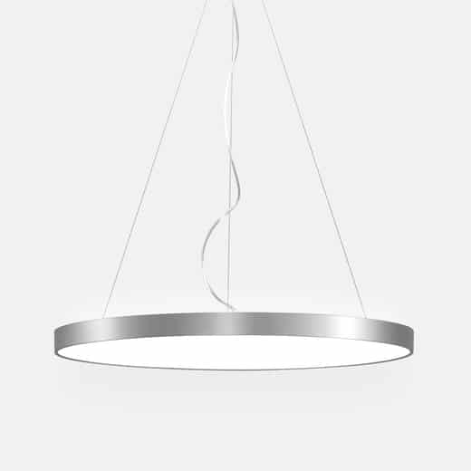 Basic Neo Suspended G5 P5 Wire lampe - Luminex