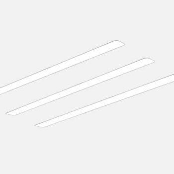 Caleo Linear Recessed L3 lampe - Luminex