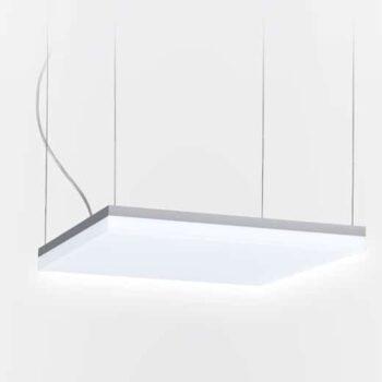 Cubic Ambient Suspended G7 P7 lampe - Luminex