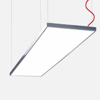 Cubic Evolution Suspended G5 P5 lampe - Luminex