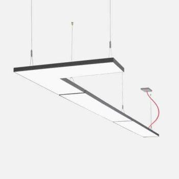 Cubic Evolution Suspended System G4 P4 lampe - Luminex