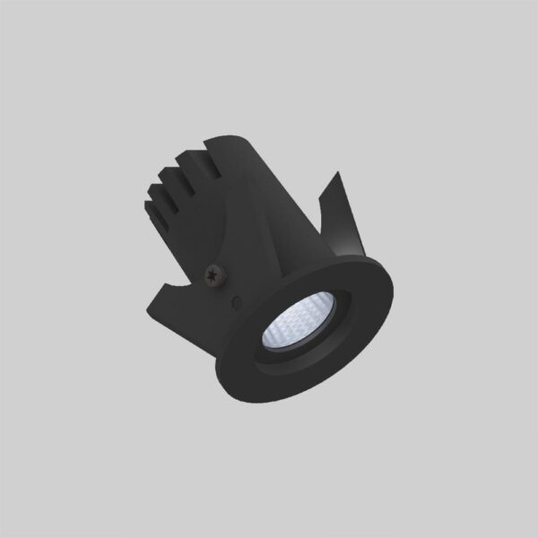 Fluxe 35 Black downlight lampe - Luminex