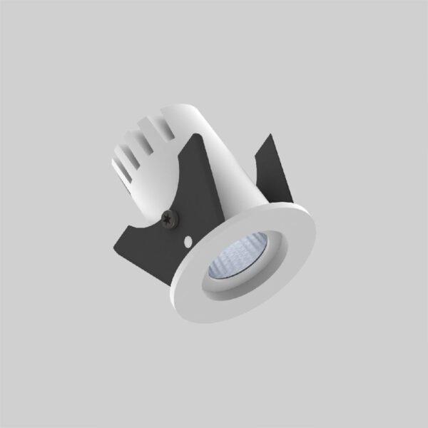 Fluxe 35 White downlight lampe - Luminex