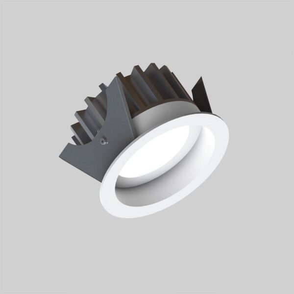 Fluxe 75 White downlight lampe - Luminex