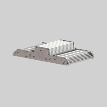 Hihg Bay Rectangular lampe til industrien - Luminex