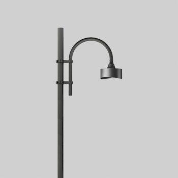 Kosmos Suspension Arm udendørs lampe - Luminex