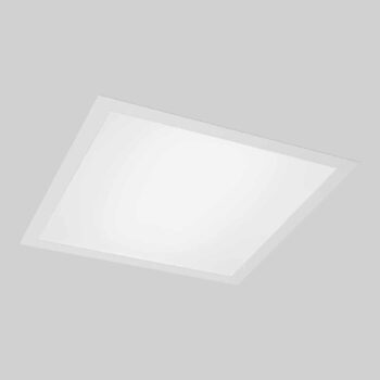 Ledgo Square panel lampe indbygges i loft - Luminex