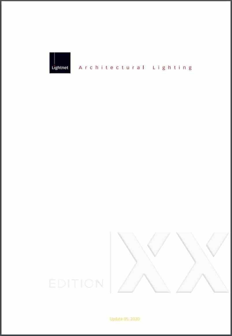 Lightnet Katalog forside