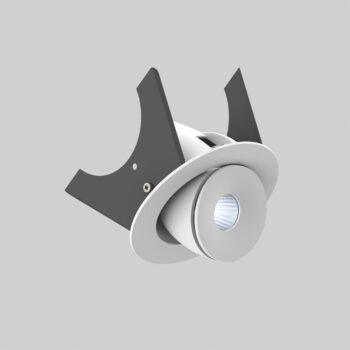Linea 68 adj White downlight lampe - Luminex