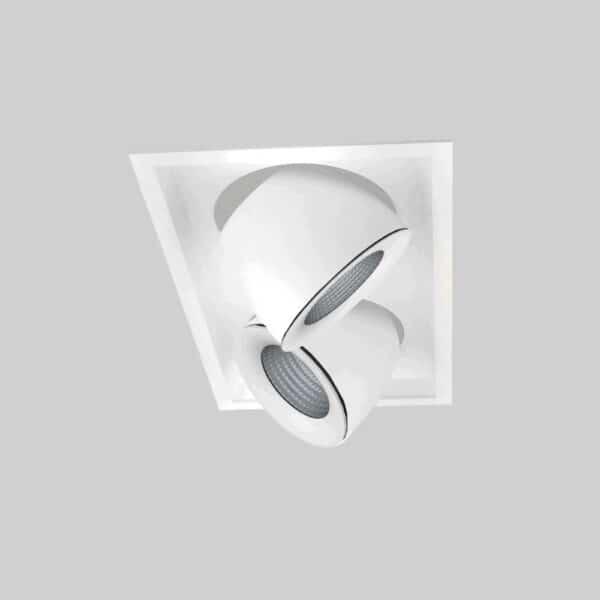 Linea DS-AT Spot lampe Hvid - Luminex
