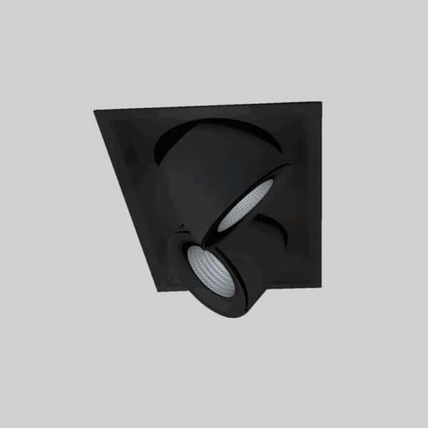 Linea DS-AT Sort Spot lampe - Luminex