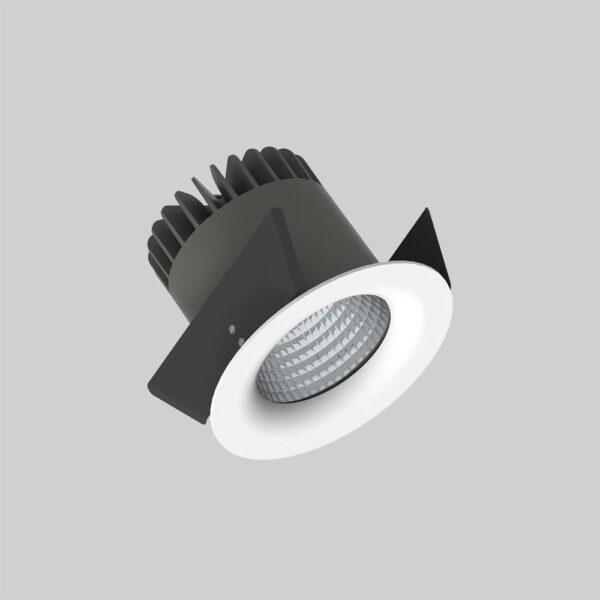 Linea DS-F 150 White downlight lampe - Luminex