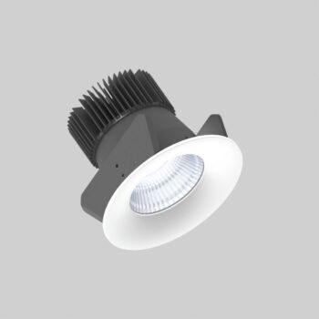 Linea DS-FS 120 White downlight lampe - Luminex
