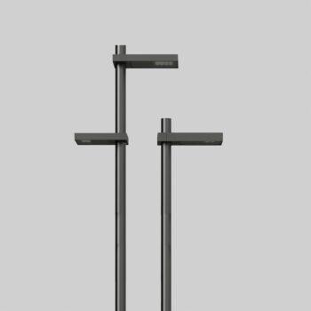 Lit Pole udendørslampe - Lumiex