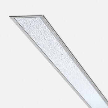Matric 55mm Recessed Frame IP54 F3 lampe - Luminex