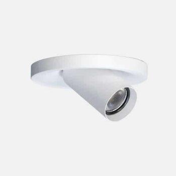 Midpin Recessed M2 lampe - Luminex