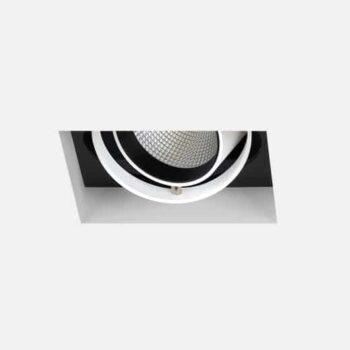 Midpiont Recessed Frameless D6 lampe - Luminex
