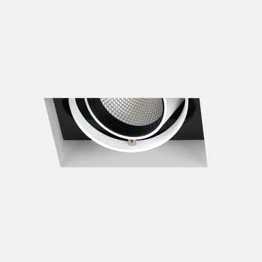 Midpiont Recessed Frameless D6 lampe - Luminex