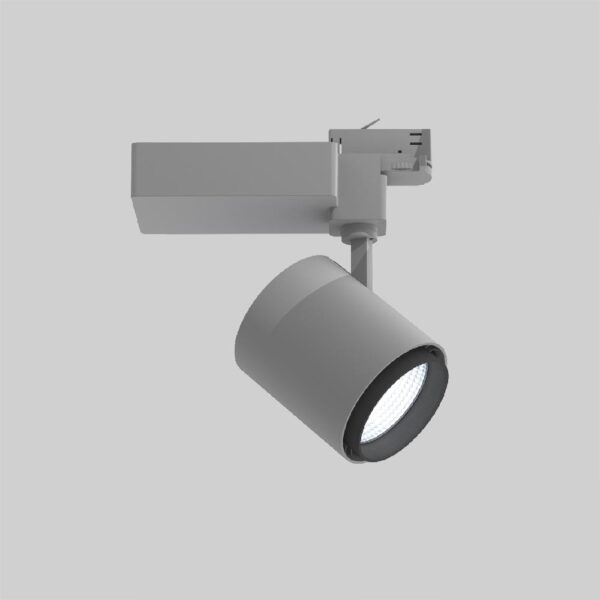 Odion 3F XL GR BL spot i skinne - Luminex