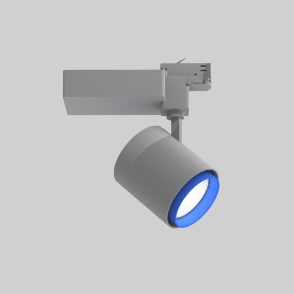 Odion 3F XL GR Blu spot i skinne - Luminex