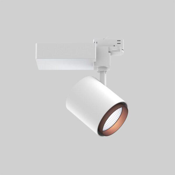Odion 3F XL WH CO spot i skinner - Luminex