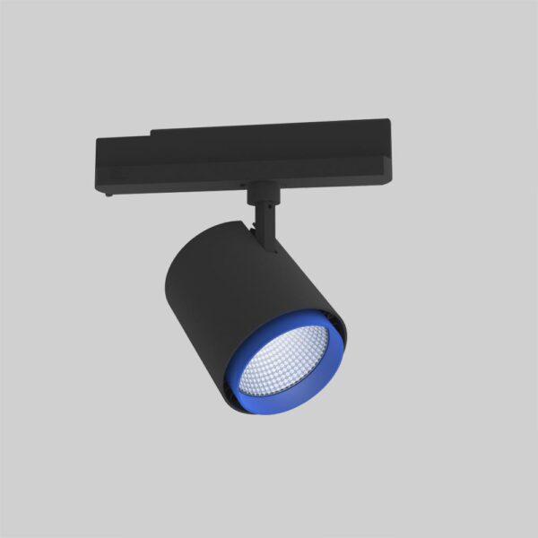Odion 3F XS BL BLu spot i skinner - Luminex