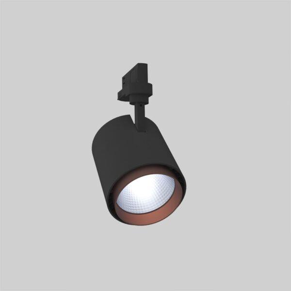 Odion 3F XS BL CO spot i skinner - Luminex