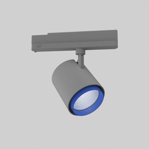 Odion 3F XS GR BLu spot i skinner - Luminex
