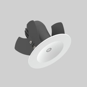 Pointer 68 fix white downlight lampe - Luminex