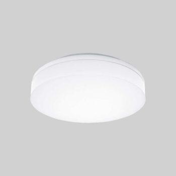 Slice Circle II cirkulær lampe monteret på væg eller loft - Luminex