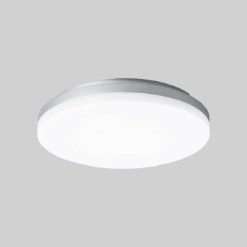 Slice Circle III cirkulær lampe monteret på loft eller væg - Luminex