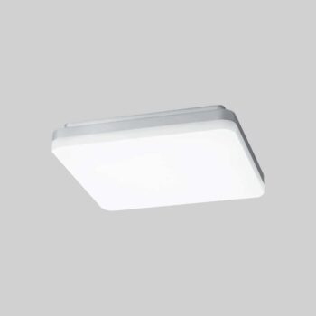 Slice Square III Firkantet loft eller væg lampe - Luminex