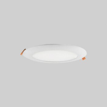 Slim Downlight Premium indbygget i loft hvid - Luminex