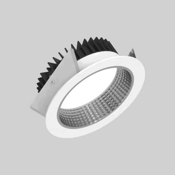Curion 185 Downlight lampe - Luminex