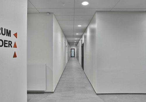 Havnecenter, Aarhus - Luminex